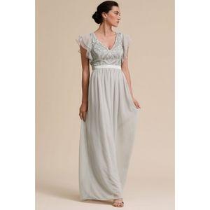 NEW BHLDN Maricela Beaded Dress Gown sz 6